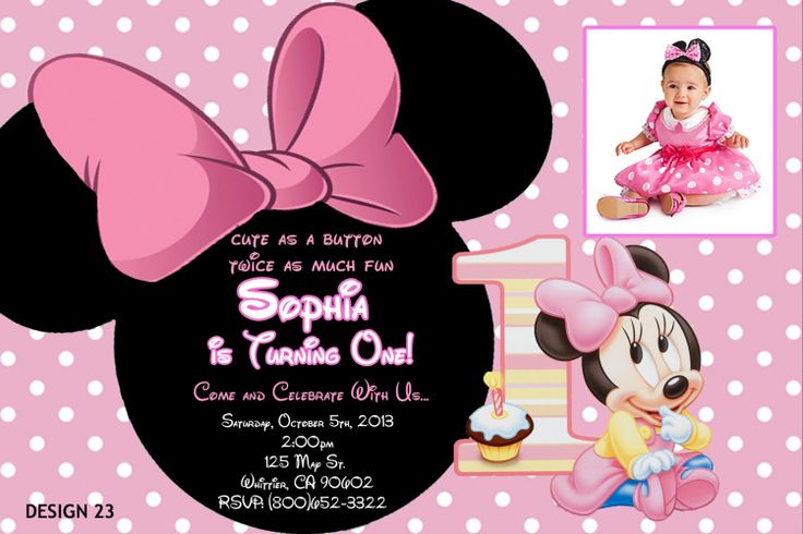 birthday invitation minnie mouse theme ; Minnie-Mouse-Birthday-Invitations-Personalized-will-give-you-extra-ideas-to-create-your-own-Birthday-invitation-1