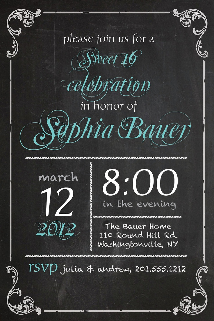 birthday invitation poster ; Vintage-Birthday-Invitations-for-your-inspiration-to-create-invitations-design-look-more-beautiful