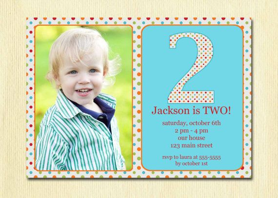 Birthday Invitation Quotes For 3 Year Old 13 Best 2nd
