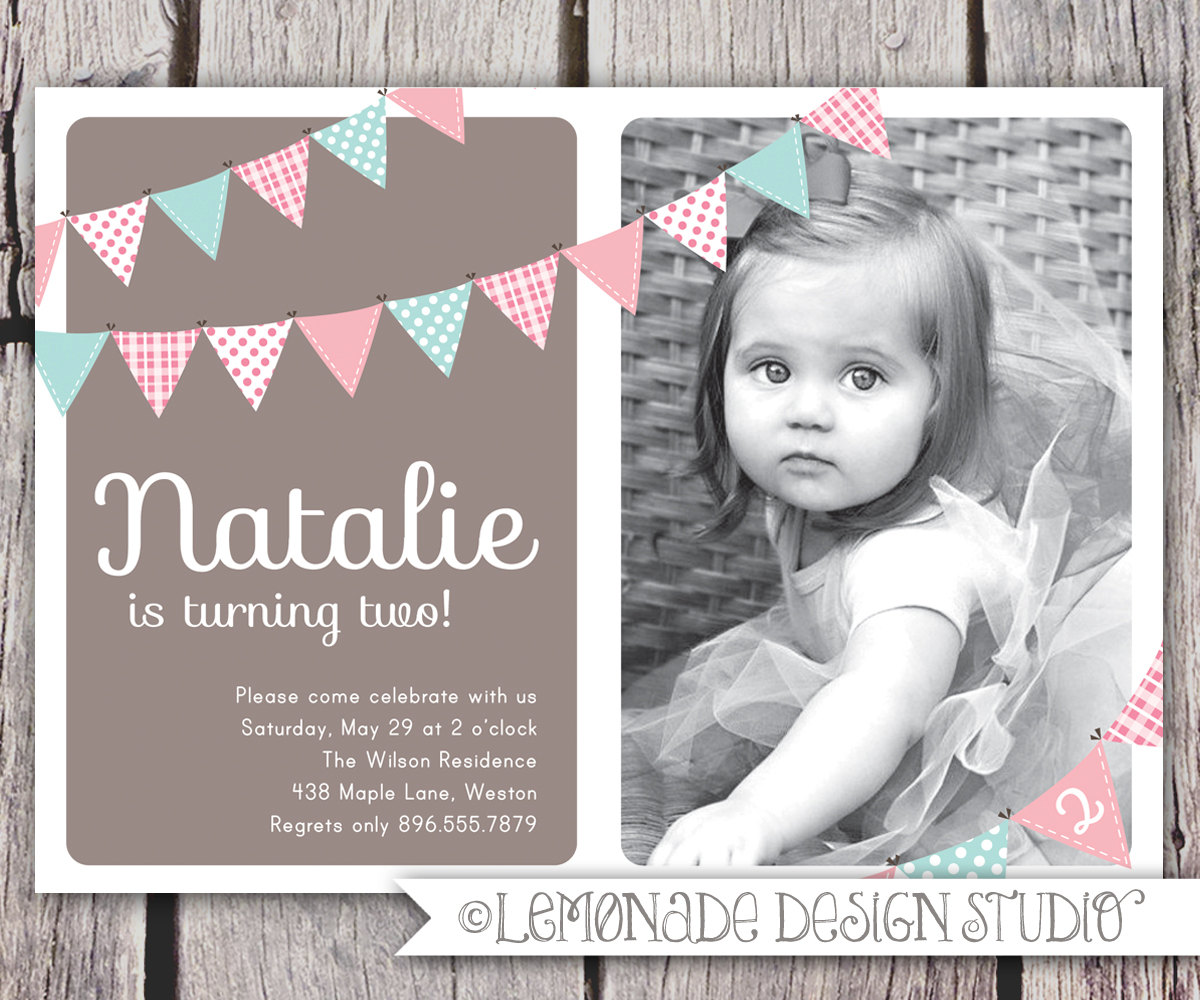 birthday invitation quotes for 3 year