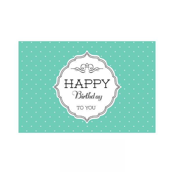 birthday labels ; Fancy%2520Happy%2520Birthday%2520Labels%2520Green%2520Rectangle