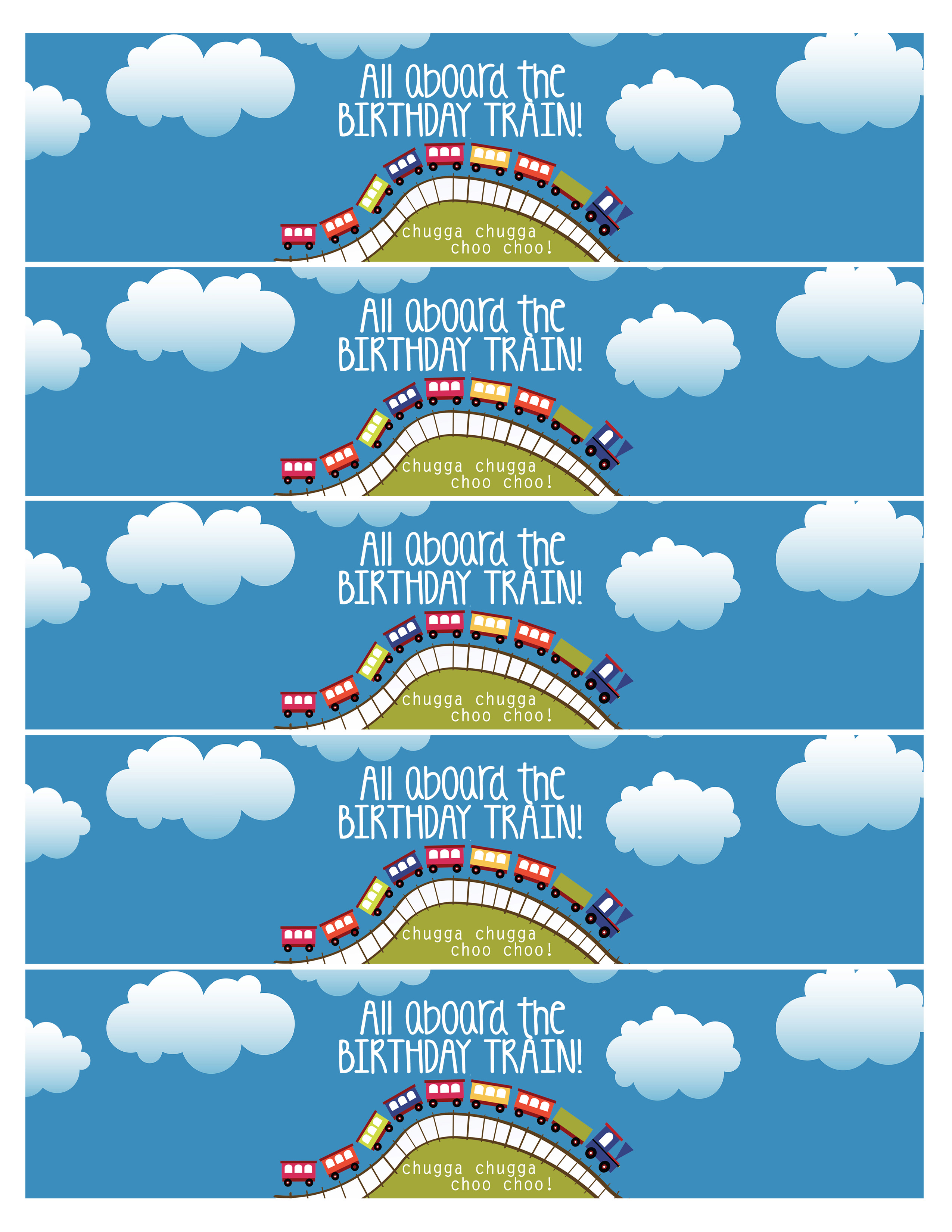birthday labels free ; train-birthday-party-water-bottle-labels