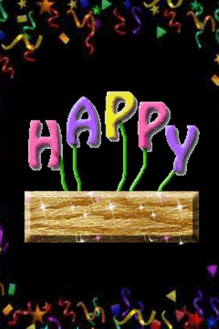 birthday live wallpaper ; Foreman_11888669_2867_2