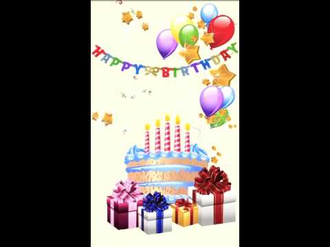 birthday live wallpaper ; hqdefault