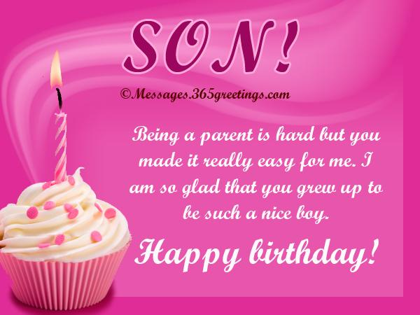 birthday message for a son with pictures ; happy-birthday-wishes-for-son