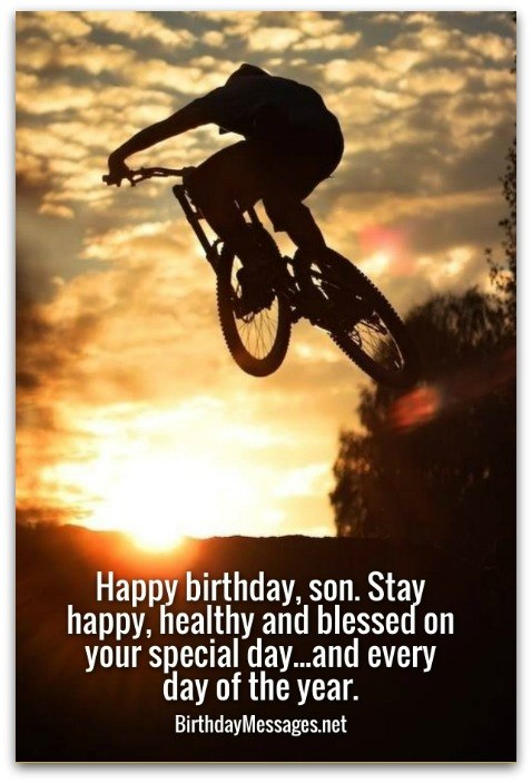 birthday message for a son with pictures ; son-birthday-wishes-4B