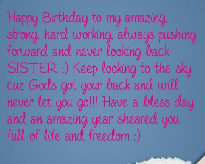 birthday message for sister with picture ; Happy%252BBirthday%252Bquotes%252Bfor%252BSister%252B%2525281%252529