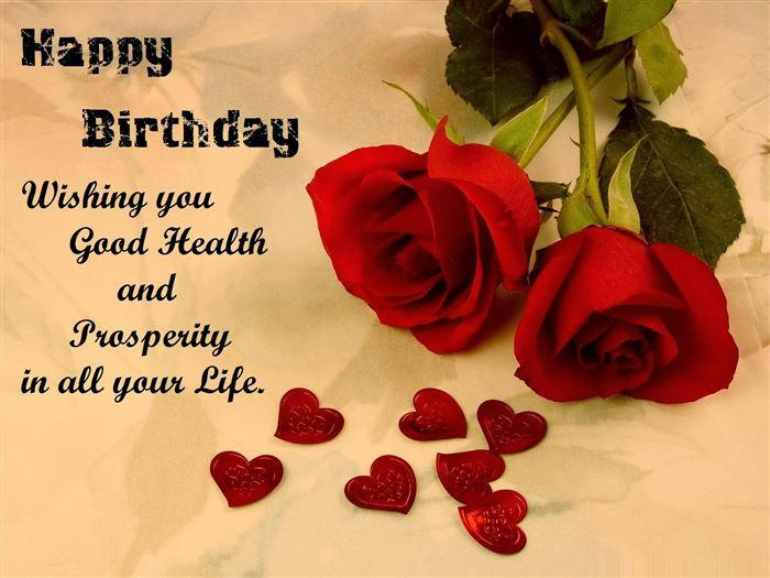 birthday message wishing good health ; facebook-happy-birthday-wishes