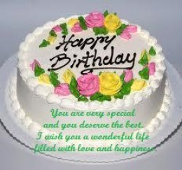birthday message with cake picture ; a76c2d206c53d2468a3ab201cabf926e