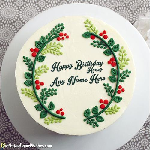 birthday message with cake picture ; birthday-cake-messages-cake-messages-for-boyfriend-with-name-generator-toping