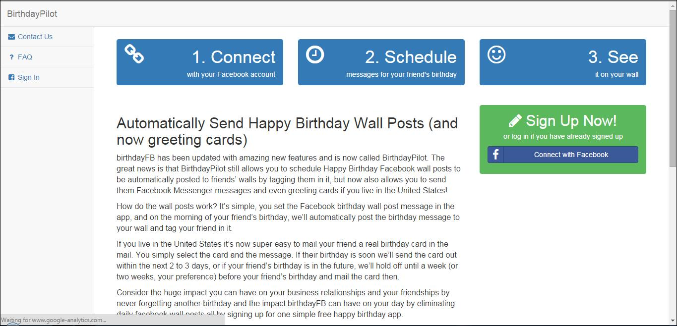 birthday message with picture for facebook ; How-To-Automatically-Post-Birthday-Wishes-On-Your-Friends-Facebook-Wall-1