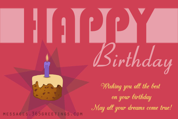 birthday messages and birthday wishes ; best-birthday-wishes1