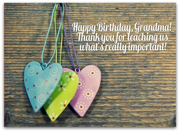 birthday messages and birthday wishes ; grandmother-birthday-wishes1C
