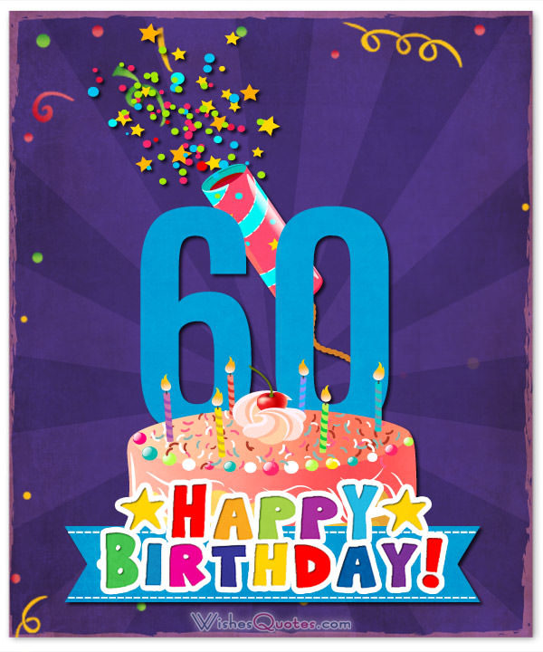 birthday messages and pictures ; happy-60th-birthday-card-600x720