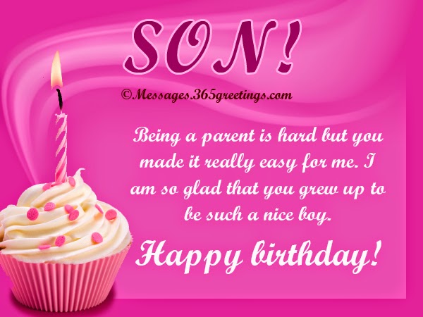 birthday messages and wishes ; happy-birthday-wishes-for-son