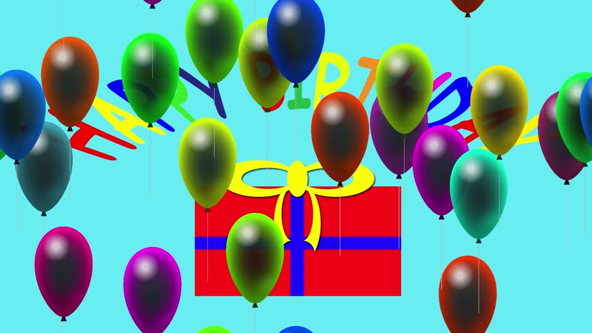 birthday moving picture images ; 1