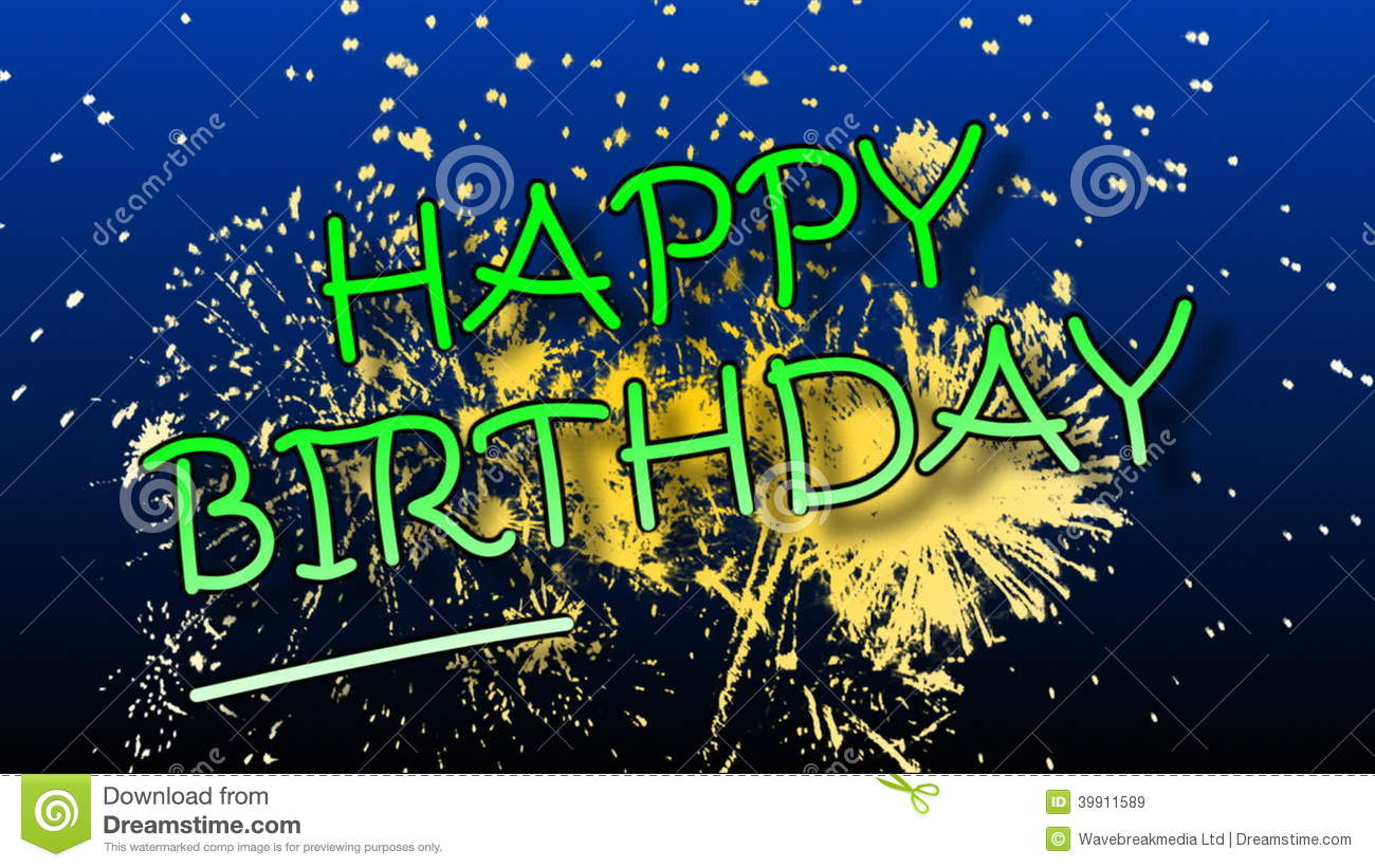birthday moving picture images ; happy-birthday-animation-fireworks-funny-spelling-background-39911589