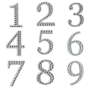 birthday number stickers ; s-l300