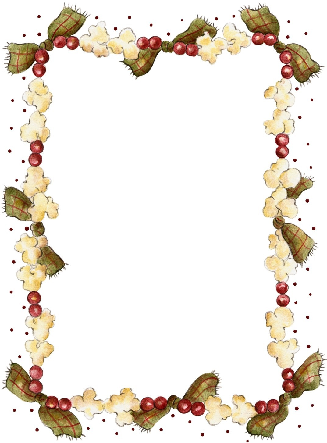birthday page borders for microsoft word ; country-clipart-christmas-border-clip-art-2