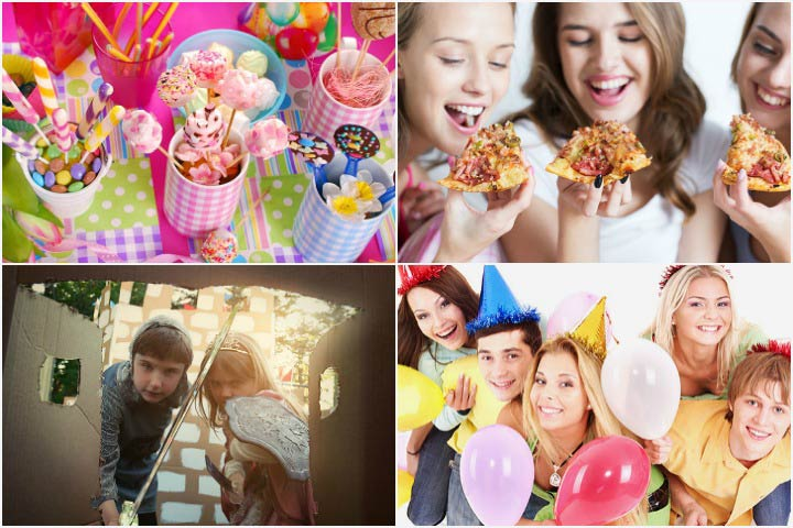 birthday party activities ; Fun-Filled-Tween-Birthday-Party-Ideas-And-Games