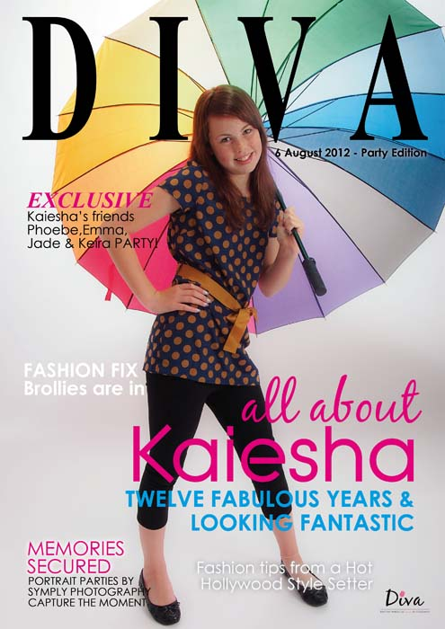 birthday party activities for 12 year olds ; Diva-Magazine-Kaiesha