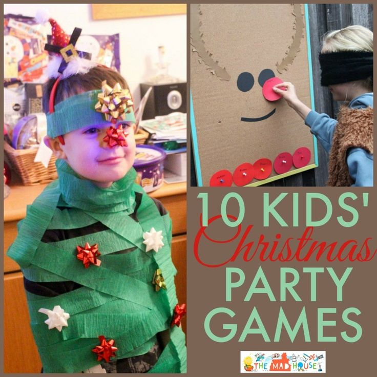 birthday party activities for 12 year olds ; christmas-party-activities-for-kids-eb47ae8f5b3cc63c4143f6a6f0d27e7a-kids-christmas-parties-christmas-party-games