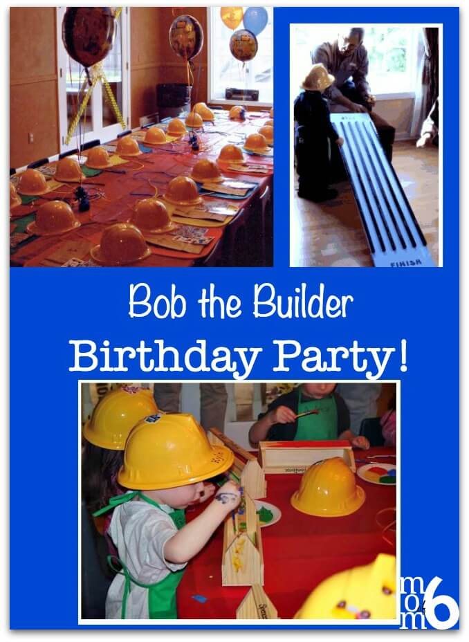 birthday party activities for 6 year olds ; btb-party