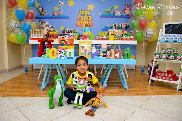 birthday party activities for toddlers ; Toy-Story-Birthday-Party-Idea