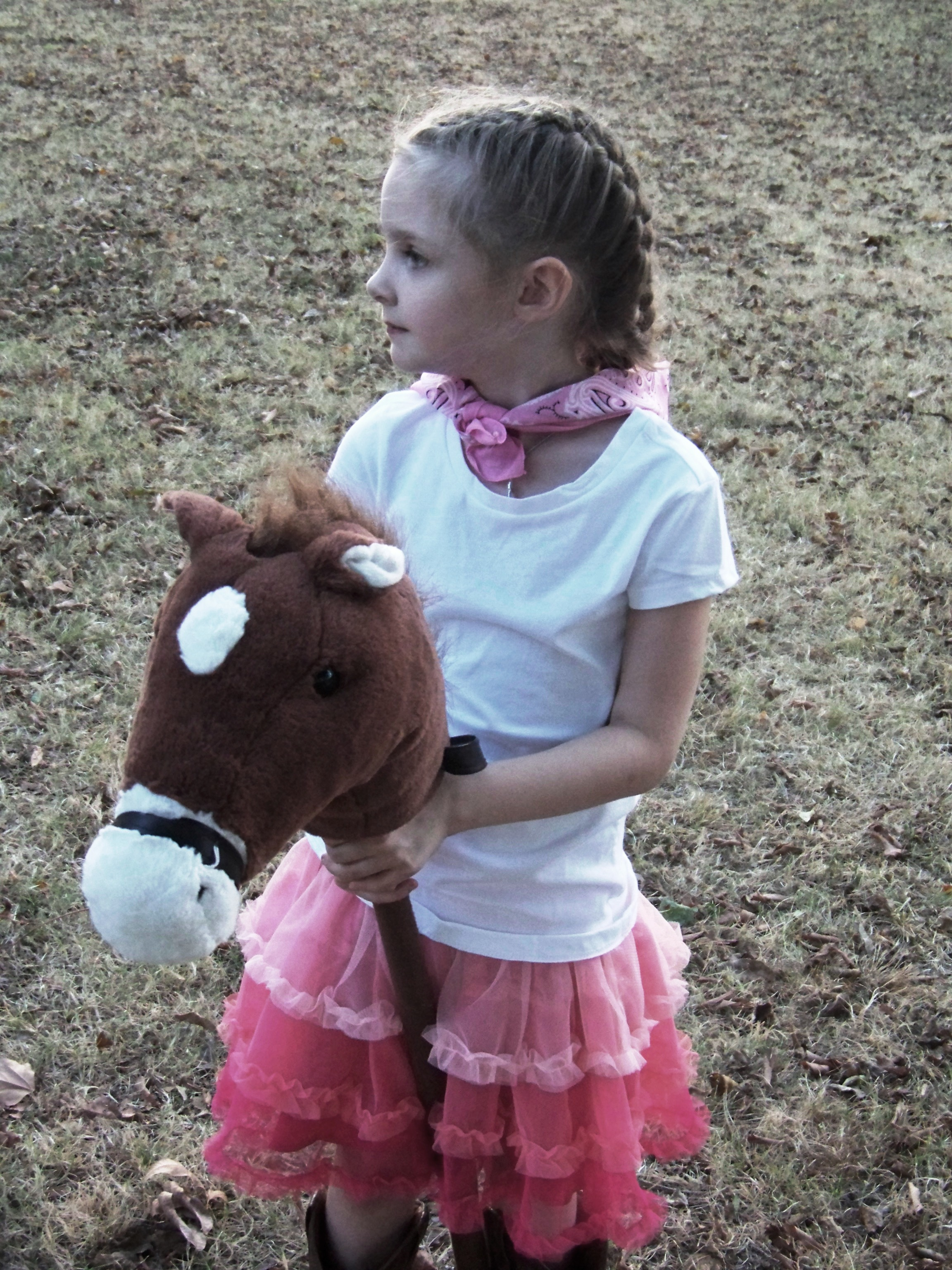 birthday party activities for toddlers ; k-and-horse