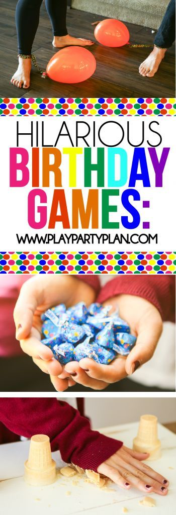 birthday party activities for tweens ; 0850b0aad46c0376a45618f314ccdc8f