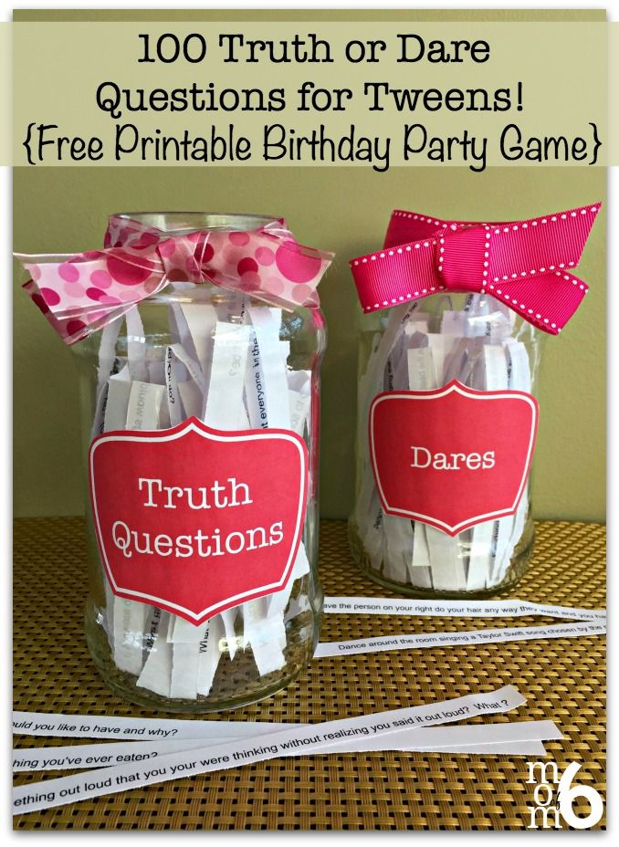 birthday party activities for tweens ; 8ceecedcb4dd840a78350c5489760b7a