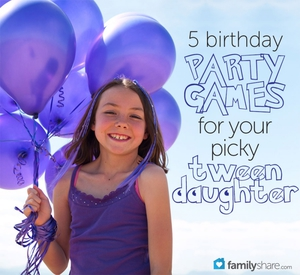 birthday party activities for tweens ; 9aba9af69e37913c6281d78e6207ef6f