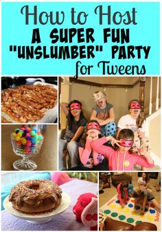 birthday party activities for tweens ; a89733be1c6754c8af072b534c78cb38--sleepover-party-slumber-parties
