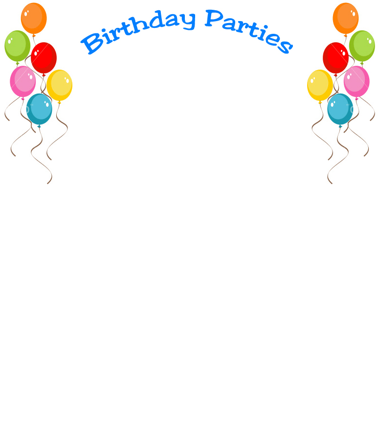 birthday party border ; birthday-parties-backgrounds-wallpapers