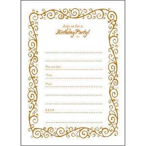 birthday party borders for invitations ; birthday-party-invitation-borders_145011
