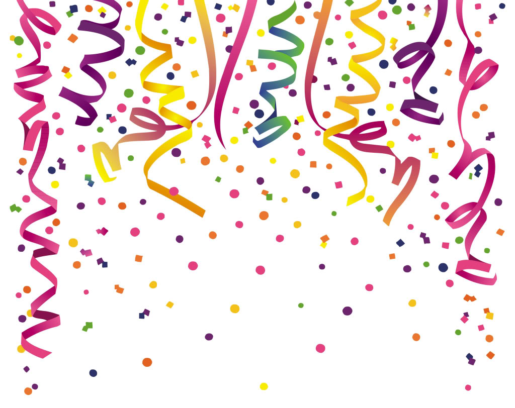 birthday party clipart ; party-decorations-clipart-1