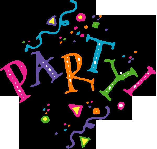 birthday party clipart free ; Free-party-clipart-pictures-3