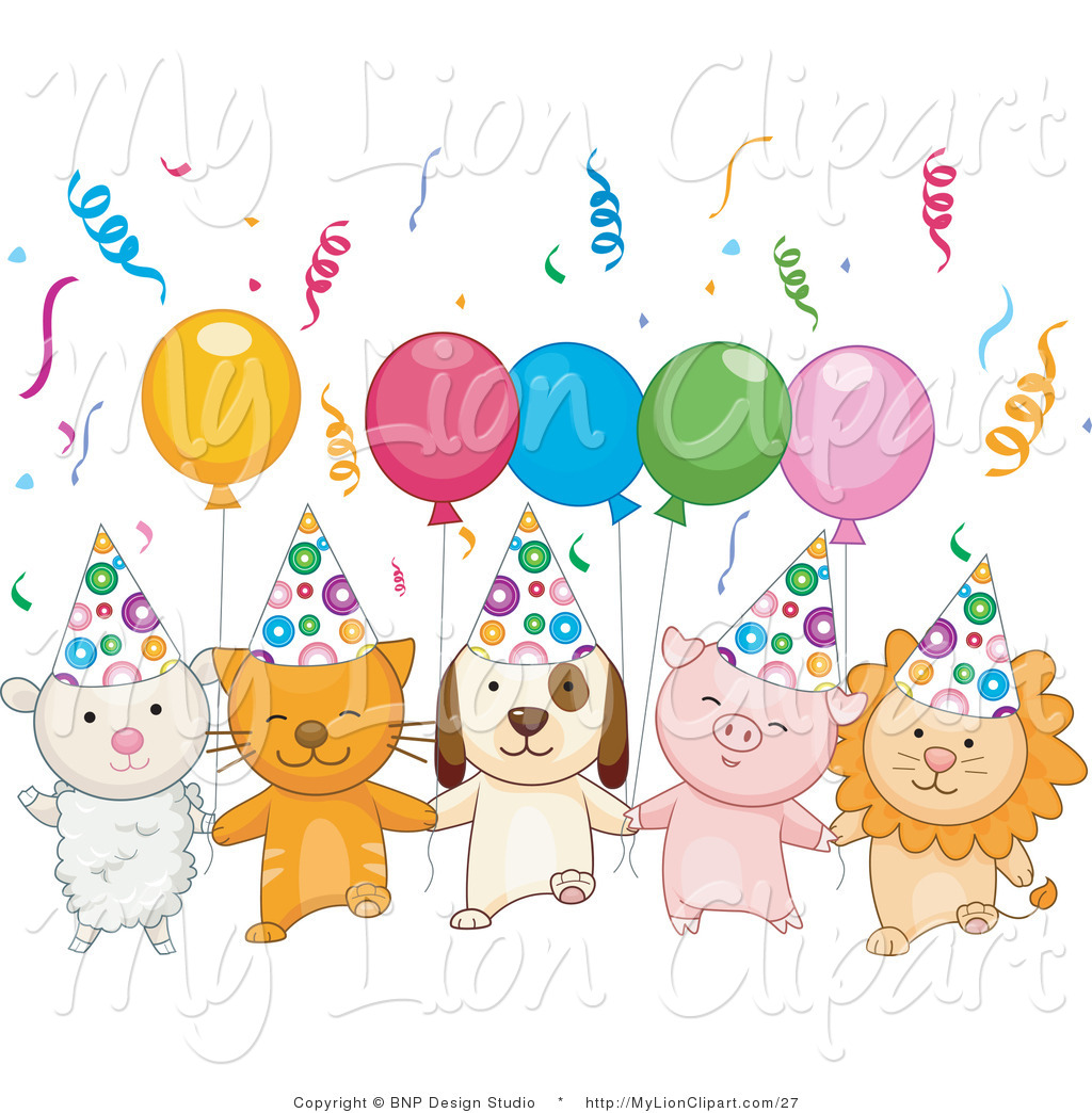 birthday party clipart free ; party-clipart-celebration-1