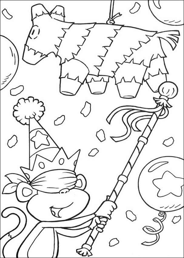 birthday party coloring pages ; birthday-party-coloring-page-source_9z8
