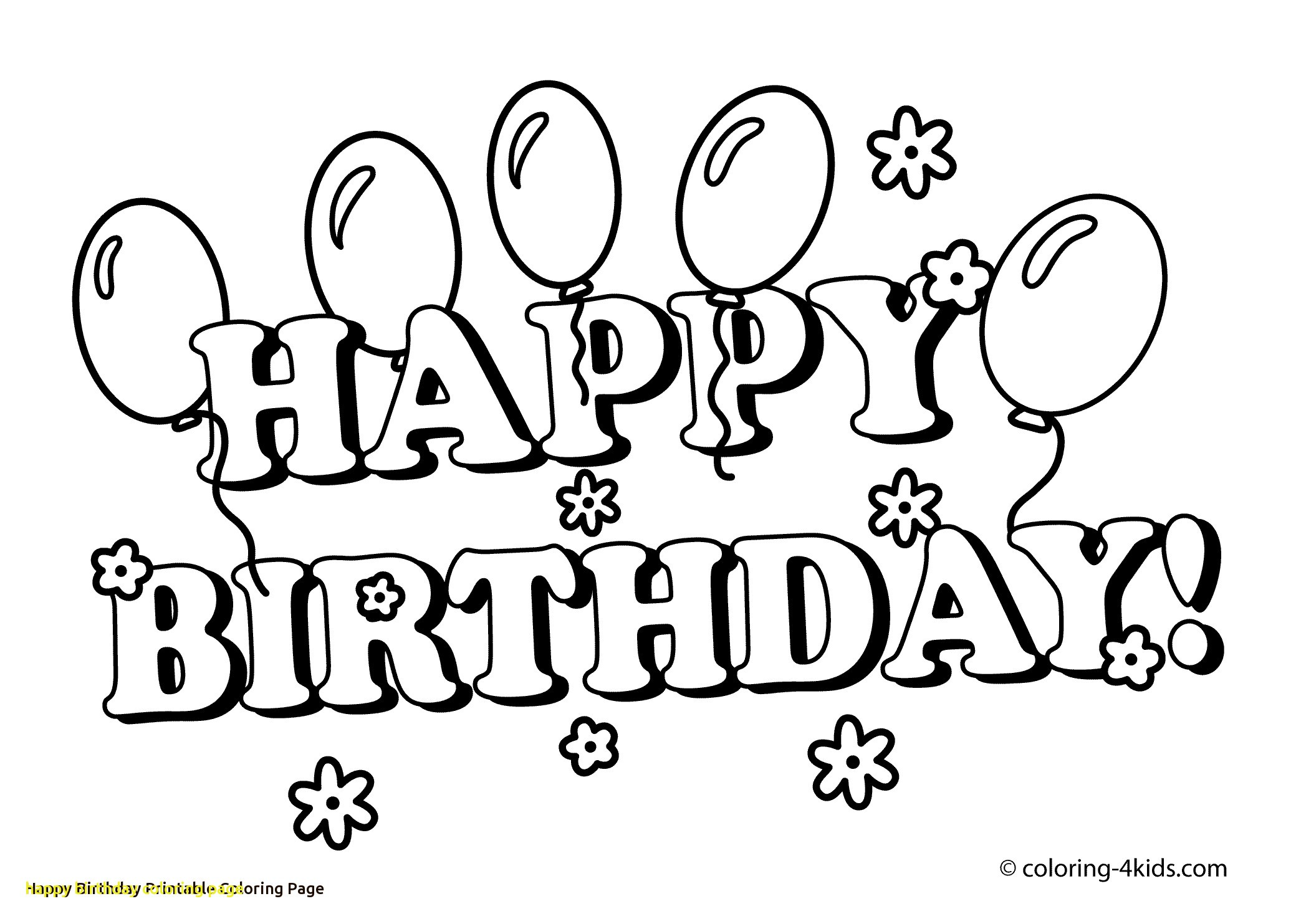 birthday party colouring sheets ; happy-birthday-coloring-page-with-happy-birthday-printables-coloring-pages-with-balloons-for-kids-of-happy-birthday-coloring-page