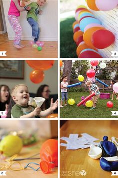 birthday party games and activities ; 9c62c45ec447d8b2199349bbd35aa3d8