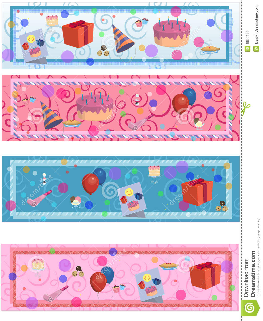 birthday party labels ; 4-matching-birthday-party-labels-6692166