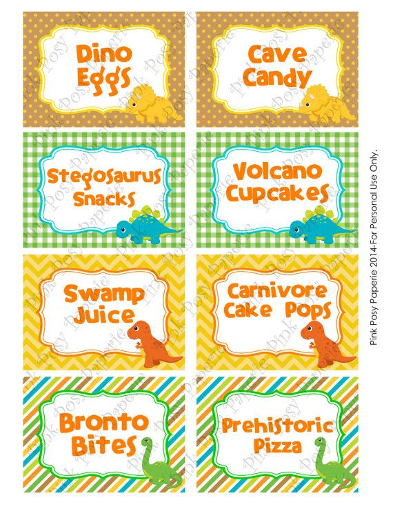 birthday party stickers printables ; 368f03ac1c924d0e775ae3baf6769abf--dinosaur-printables-dinosaur-party-food-labels