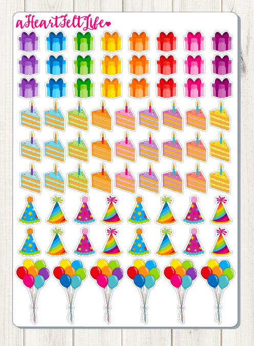 birthday party stickers printables ; 44b7daec4dfc87f8f51d611188dfea73