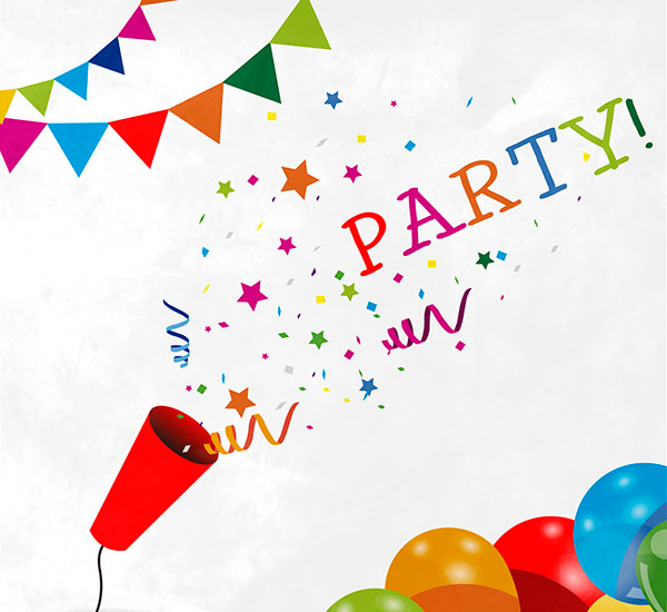 birthday party wallpaper ; party-background