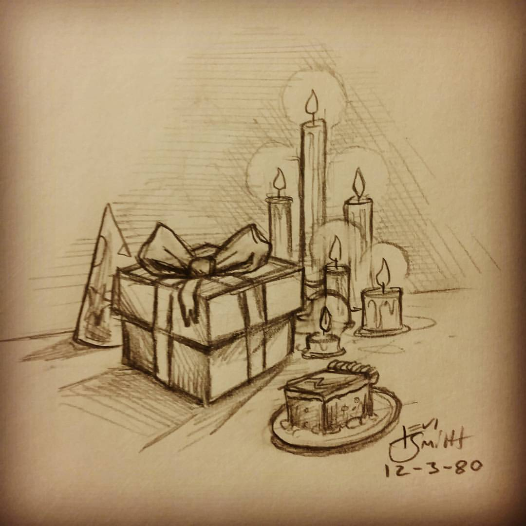 birthday pencil drawing ; pencil-sketches-for-birthday-levi-smith-art-dailysketch-sketch-art-pencil-drawing