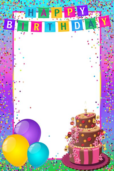birthday picture frame images ; frame-clipart-happy-birthday-pencil-and-in-color-frame-clipart-picture-frame-for-birthday