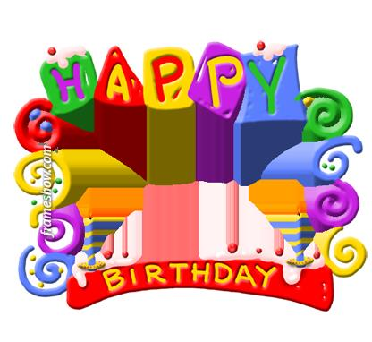 birthday picture frame images ; photo-frame-0000234