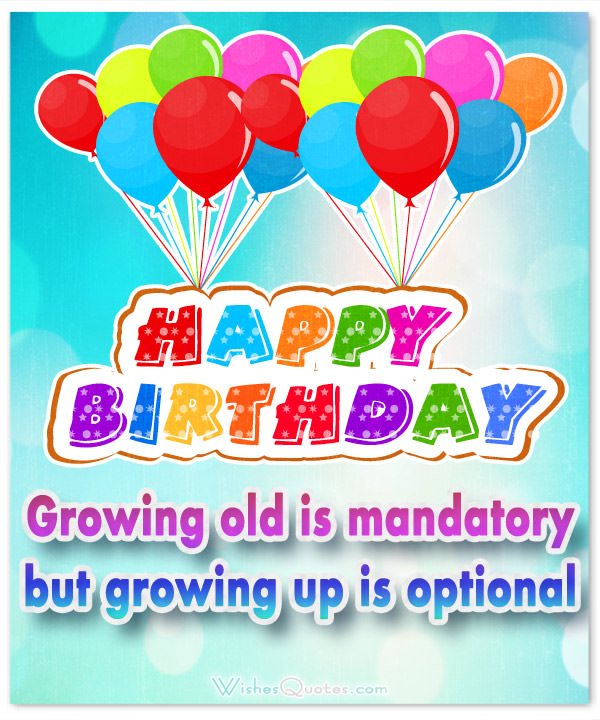 birthday picture messages ; birthday-funny-message
