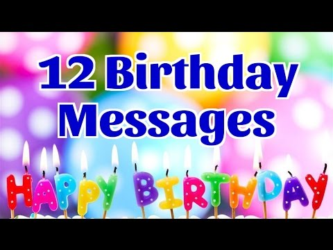 birthday picture messages ; hqdefault